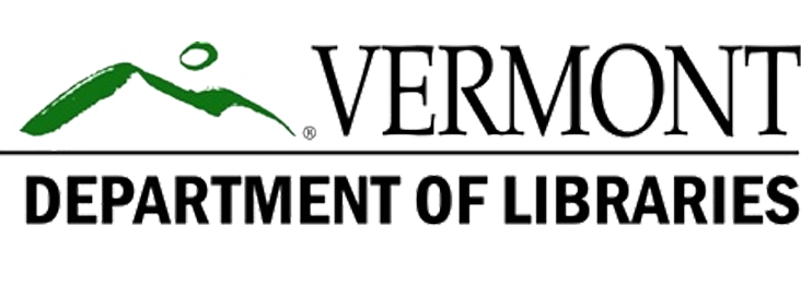 Libraries State of Vermont Logo